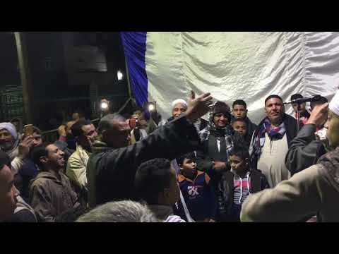الريس محمد عبد العال البنجاوى . من امام باب سلطان الصعيد الفرغل
