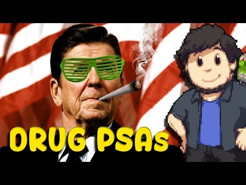 The Weird World of PSAs - JonTron