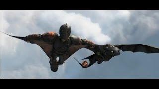 Die ersten 5 Minuten von Drachenzähmen 2 - Offizieller clip