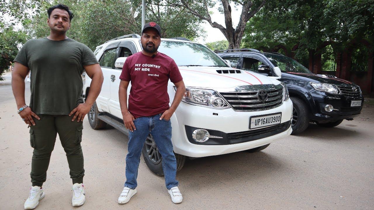 Hindustan Ki Subse Sasti Fortuner At SSSzi Cars | MCMR
