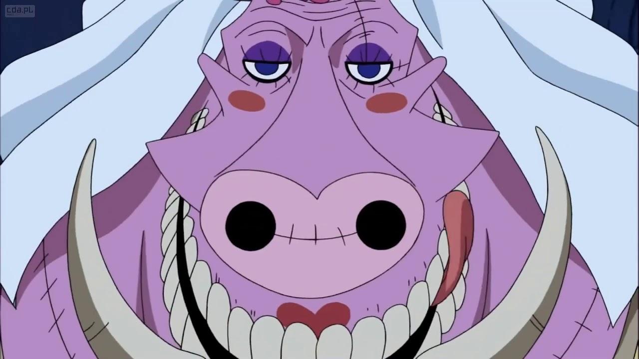 One Piece (345) Absalom szuka żony! - YouTube