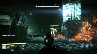 Crota solo mit titan ohne glitches!!!!