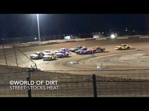 4.21.18 | Street Stock Heat Race | Fayette County (IL) Speedway