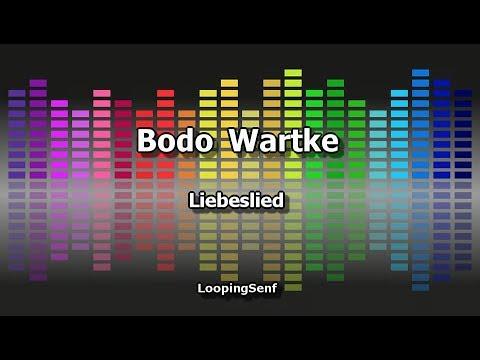 Bodo Wartke - Liebeslied - Karaoke