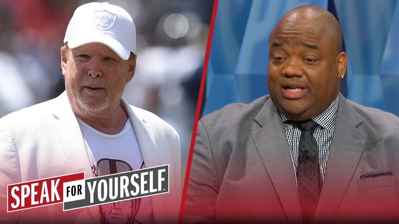 Whitlock blames cheap ownership, not Gruden, for Oakland's struggles | NFL | SPEAK FOR YOURSELF