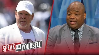 Whitlock blames cheap ownership, not Gruden, for Oakland's struggles   NFL   SPEAK FOR YOURSELF