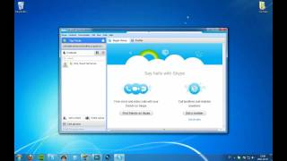 How to use two Skype Accounts at the same time