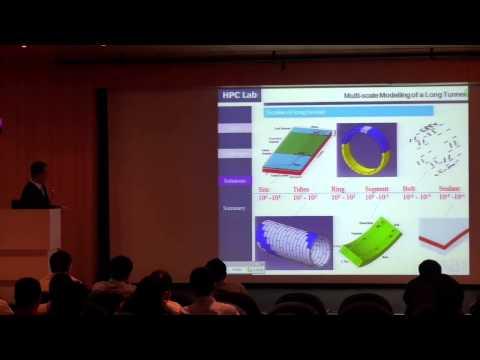 "Yong Yuan, ""Computational aspects in underground engineering"" |WCCM XI - ECCM V - ECFD VI, 2014"