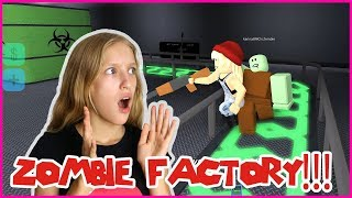 Creating a ZOMBIE FACTORY!
