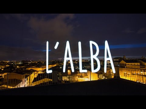 L'ALBA - Lyric Video - Lorenzo Jovanotti Cherubini