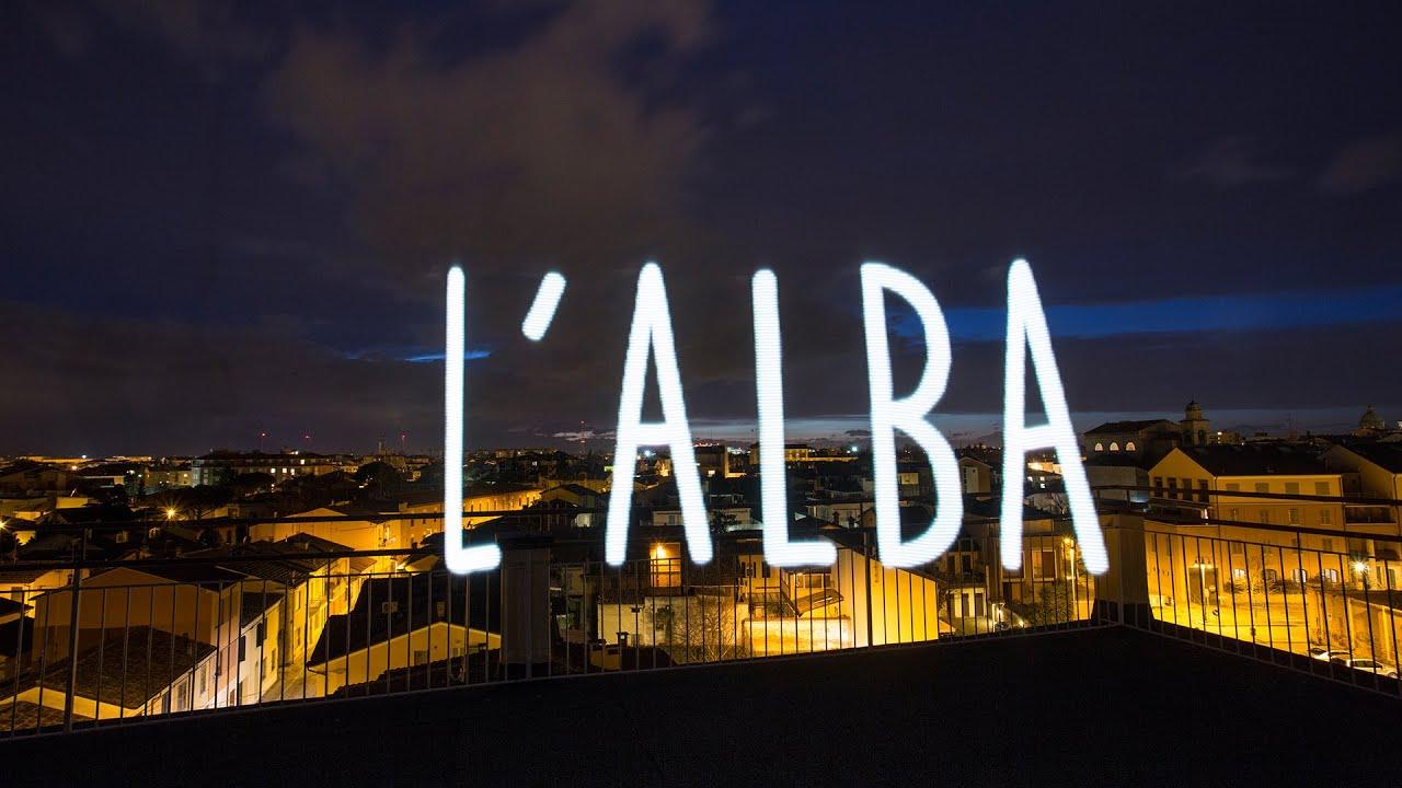 L'ALBA - Lyric Video - Lorenzo Jovanotti Cherubini - YouTube