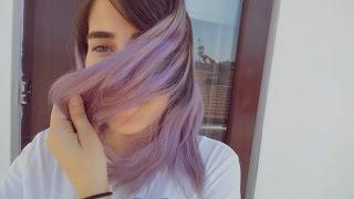 VLOG TURKI | warnai rambutku sendiri. redying my hair. twice. 2017 Video
