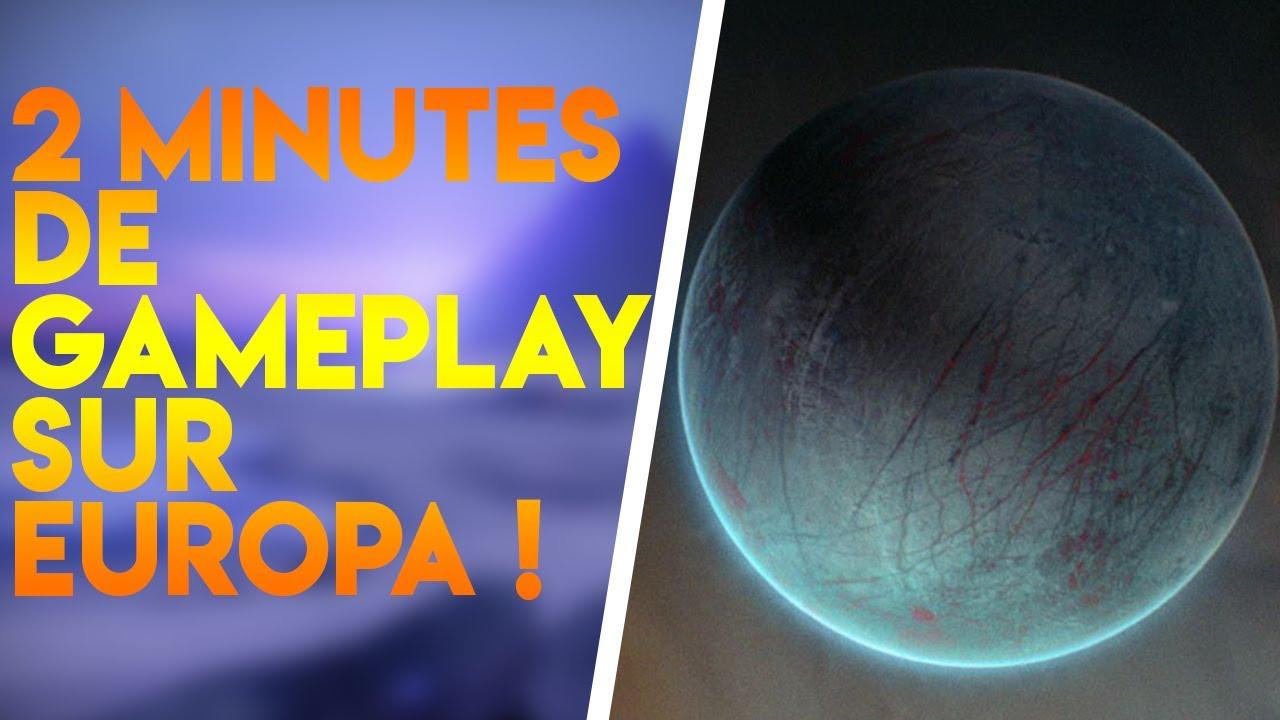 [DESTINY 2] 2 MINUTES DE GAMEPLAY SUR EUROPA AVEC LA STASE !