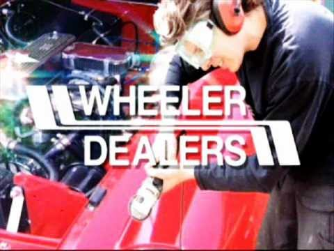 "Wheeler Dealers First  Intro - The Wideboys ""Balaclava"""