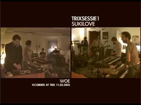 Sukilove - live session TRIX, 2005
