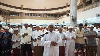 Bacaan Shalat Isya dan Tarawih malam ke-1 Ramadhan 1437 H - Ust. Fahmi Abdillah Mahri