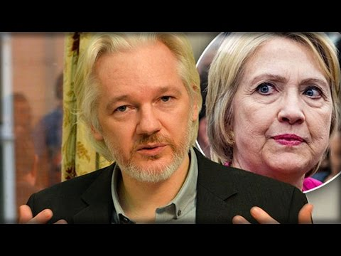 WITH TWO FATAL WORDS JULIAN ASSANGE JUST BURIED HILLARY CLINTON FOR GOOD