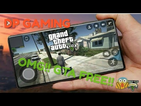 HOW TO DOWNLOAD GTA 5 ON ANDROID FOR FREE   100%WORKING ...