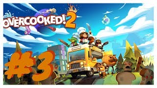 Baixar #3 Overcooked! 2 Gameplay    w/ Abgwan, Akma, & Van    Malaysia