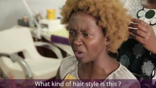 Repeat youtube video Best of  KANSIIME ANNE Episode 25. African Comedy.