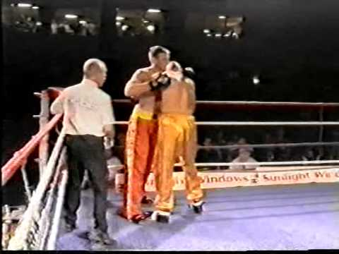 Waine Turner Collection of Fight Footage