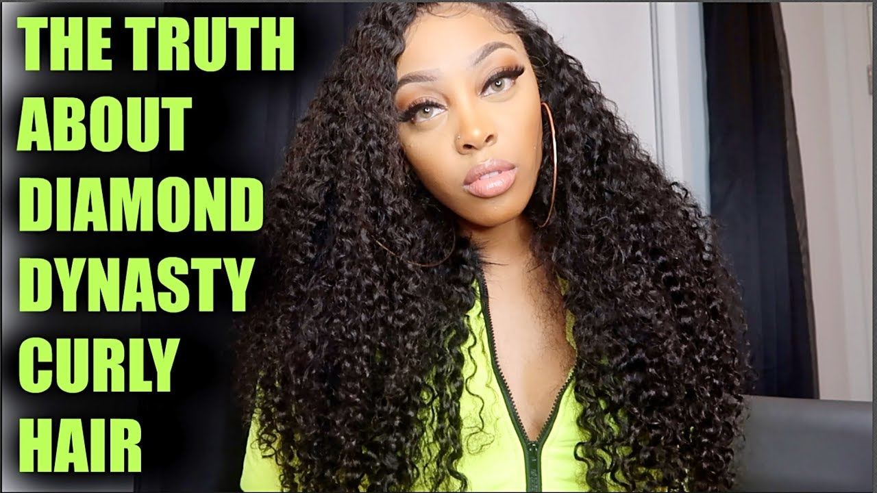 Diamond Dynasty Mink Virgin Curly Hair European Curly Hair Review
