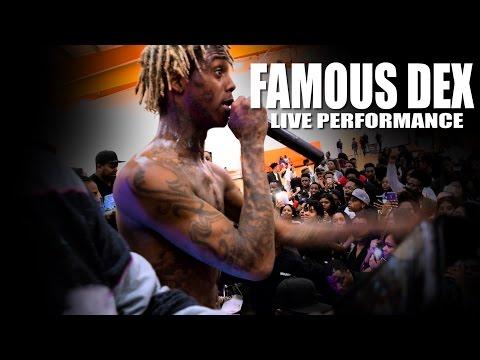FAMOUS DEX MOST TURNT LIVE PERFORMANCE! (Virginia, April ,2016)