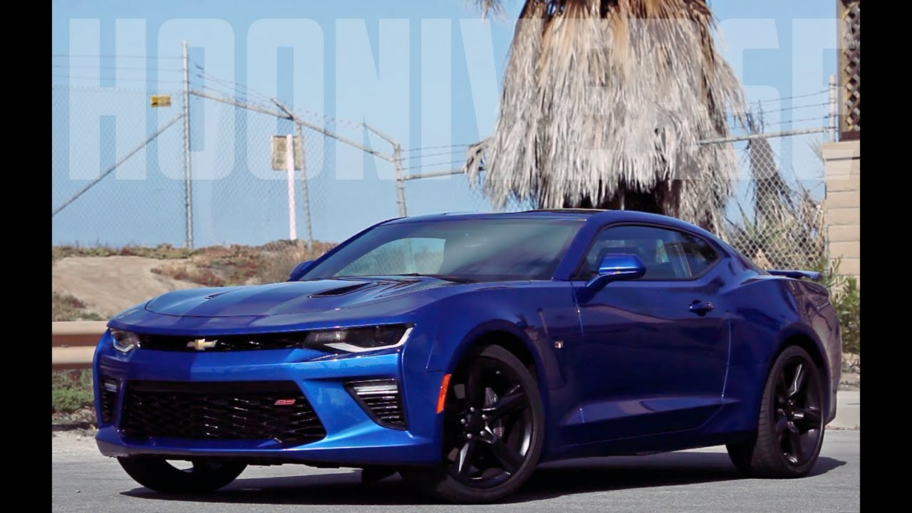 2016 chevrolet camaro ss so much better than before youtube. Black Bedroom Furniture Sets. Home Design Ideas