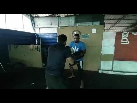 Kickboxing training kottakkal