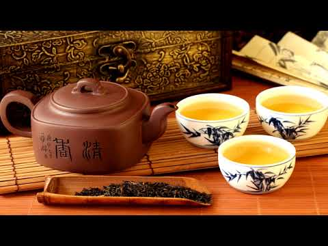 Meditation Music | Herbal Tea | Beautiful Chinese Music