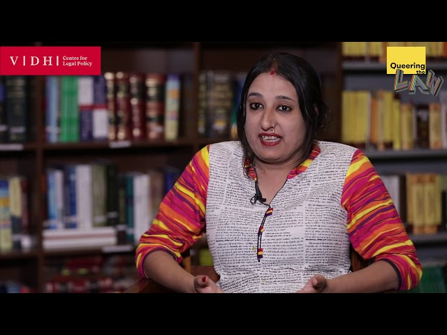 Hear Amrita Sarkar from Saathi discuss her story