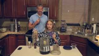Raw Vanilla Walnut Balls By Chef Alexa Knows
