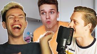 Lægger stemme til danske YouTubers #1