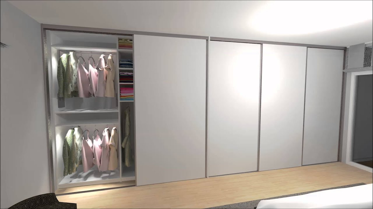 Cabinet Raumteiler im Schlafzimmer  YouTube