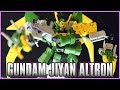 1/144 HGBD Gundam Jiyan Altron Review - GUNDAM BUILD DIVERS - ガンダムジーエンアルトロン