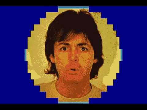 ggnzla KARAOKE 050, Paul McCartney - TEMPORARY SECRETARY