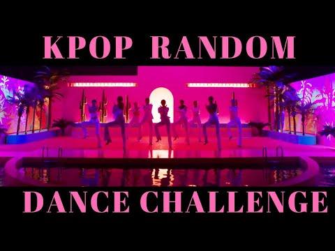 KPOP RANDOM DANCE CHALLENGE (2019)