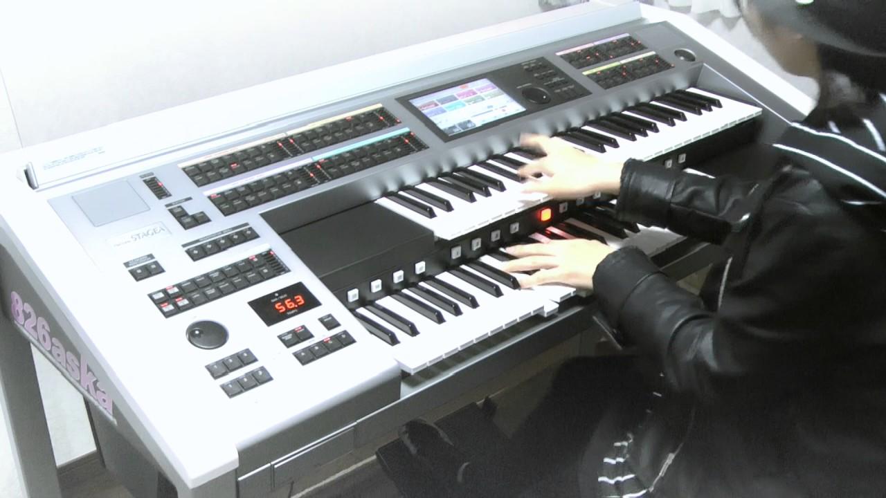 【 カノン ロック 】 エレクトーン演奏 CANON ROCK Electone performance