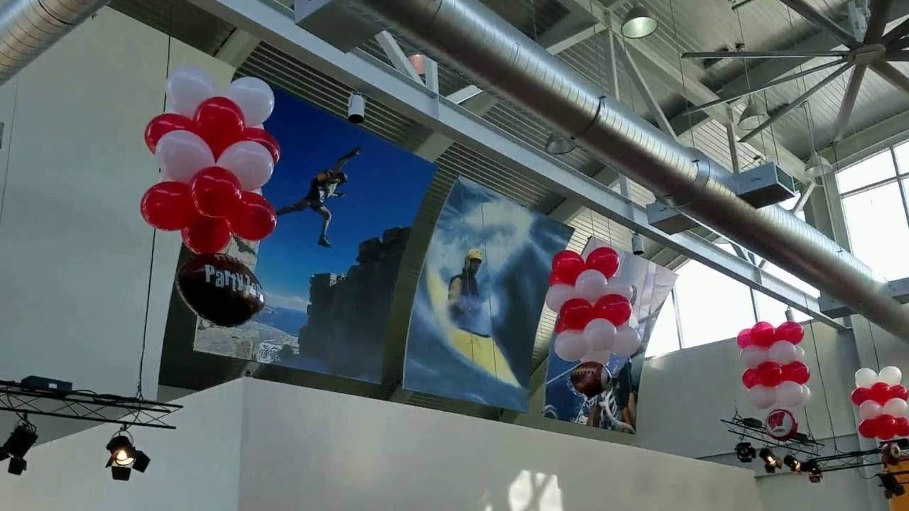 Balloons Used At Car Dealerships