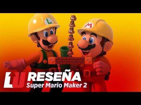 Super Mario Maker 2: para creativos y quienes solo quieren jugar [Reseña]