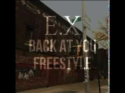 EX BACK AT YOU MOBB DEEP FREESTYLE