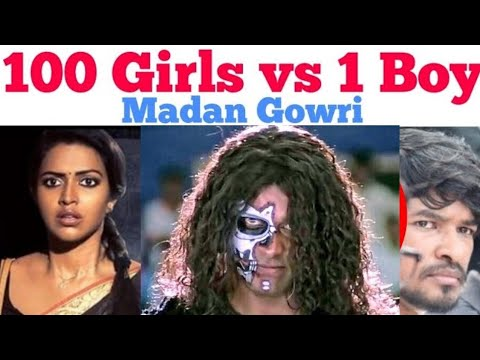 100 Girls vs 1 Boy | Tamil | Ted Bundy | Madan Gowri | MG