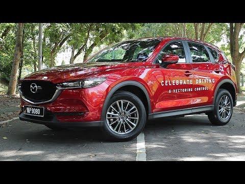 Mazda CX-5 2017 - Roda Pusing Review