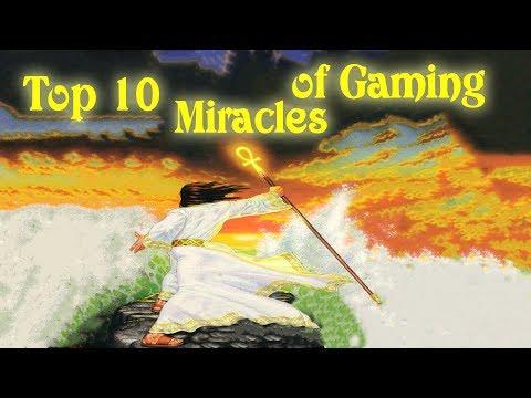 Top 10 Miracles of Gaming