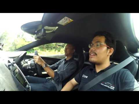 OtoDriver Experience: McLaren 570S with Fitra Eri (Radewa Vlog)