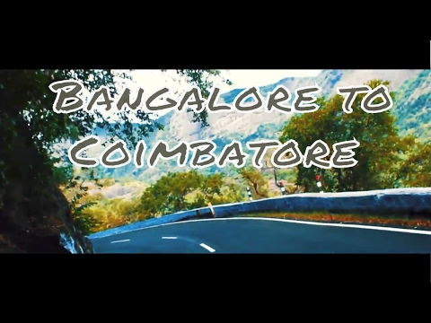 Dangerous Bike ride 40 hair pin bends at Coimbatore massive western ghat hill exploration