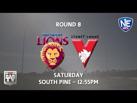 2018 Round 8 - Brisbane Lions v Sydney Swans