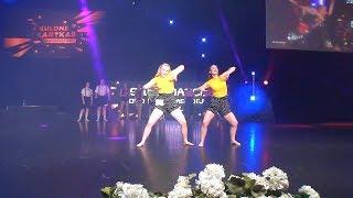 Elina Tall ja Elisa Tamm (Tähtvere Tantsukeskus) | KK 2019 | Show Dance Duo Täiskasvanud
