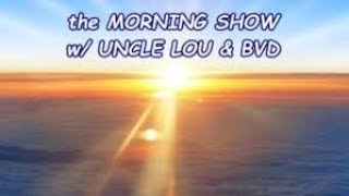 the Morning Show Ep 123 - Live from St Augustine