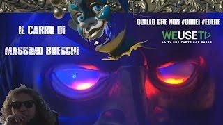 """Vincitore Carnevale Viareggio 2015 - Il carro di Massimo Breschi """"Quello che non vorrei vedere"""""""
